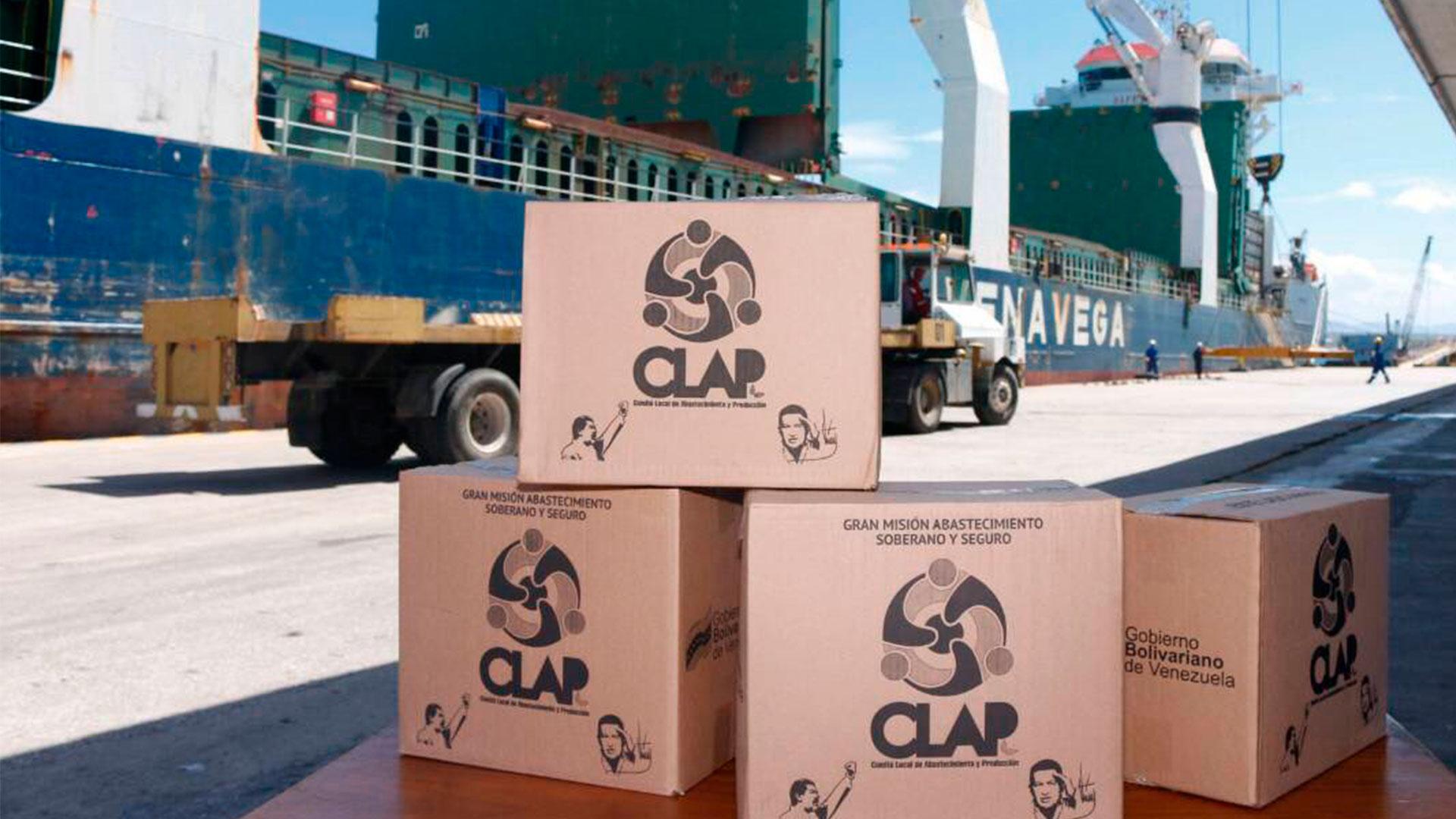 Cajas CLAP tendrán un precio de 150 bolívares soberanos a partir del 1 de septiembre