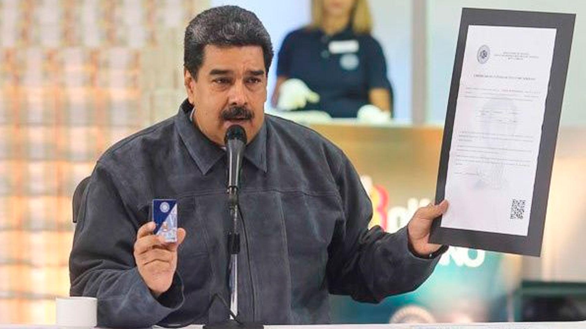 Nicolás Maduro: Plan de Ahorro en Oro arrancará el próximo lunes