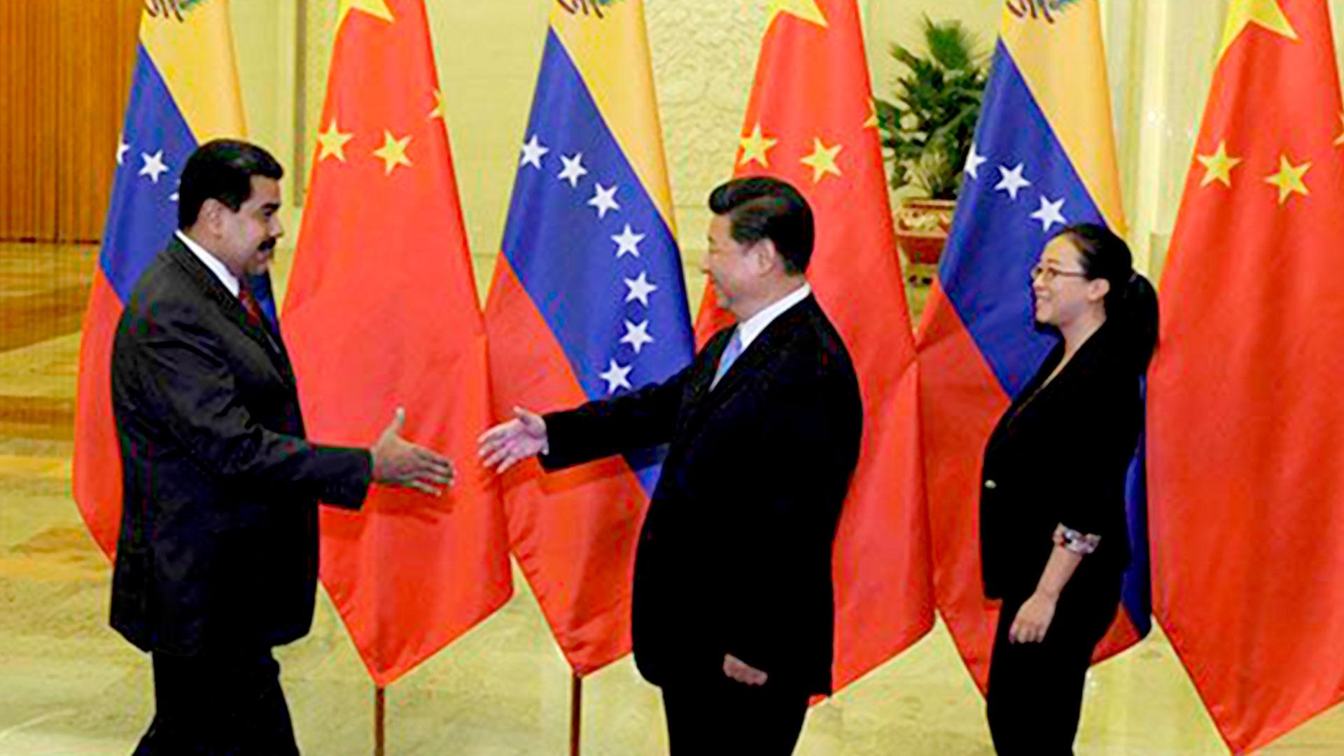 Venezuela y China fortifican relaciones sus bilaterales