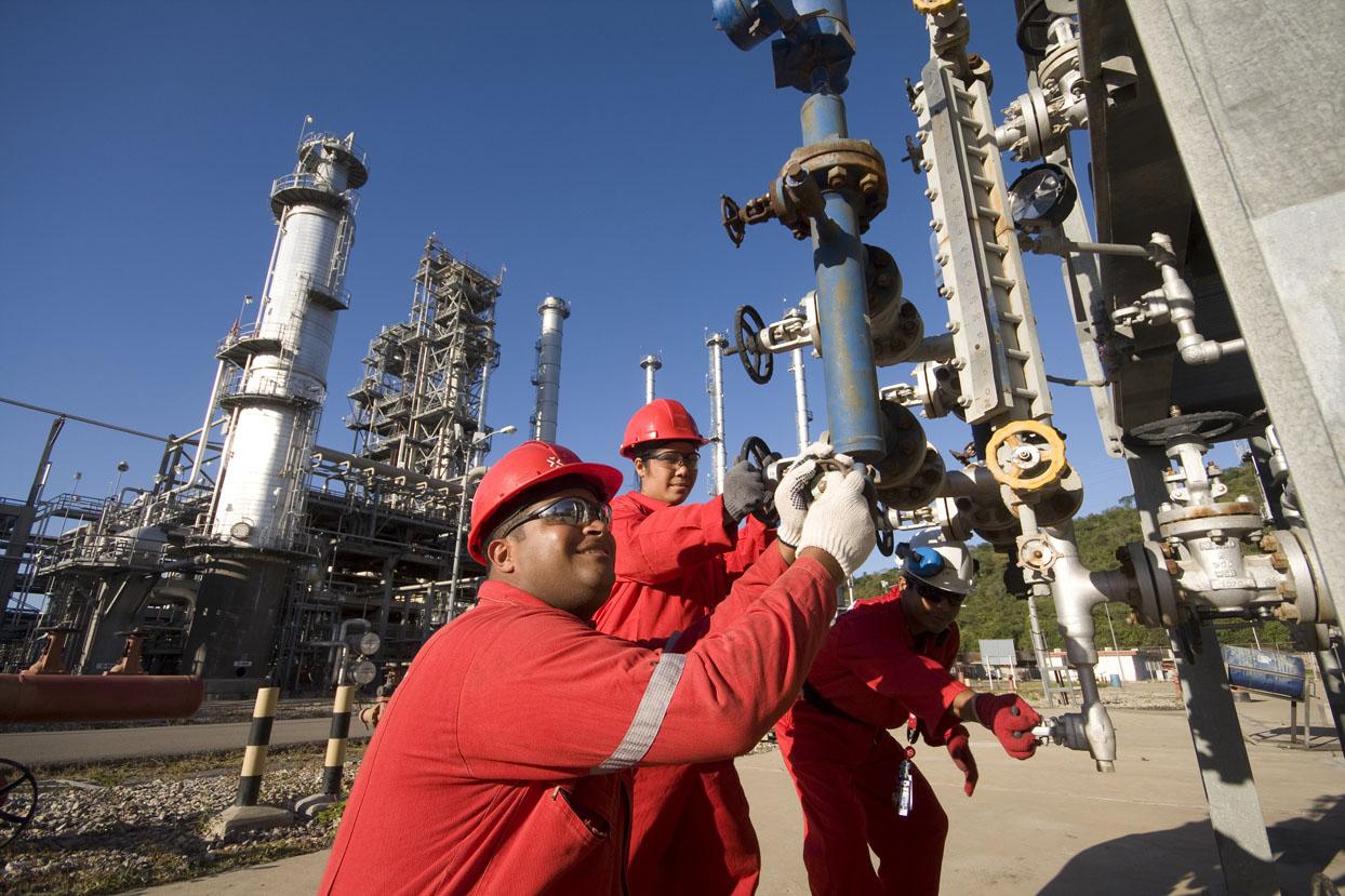 factor de recobro de petroleo - cmide