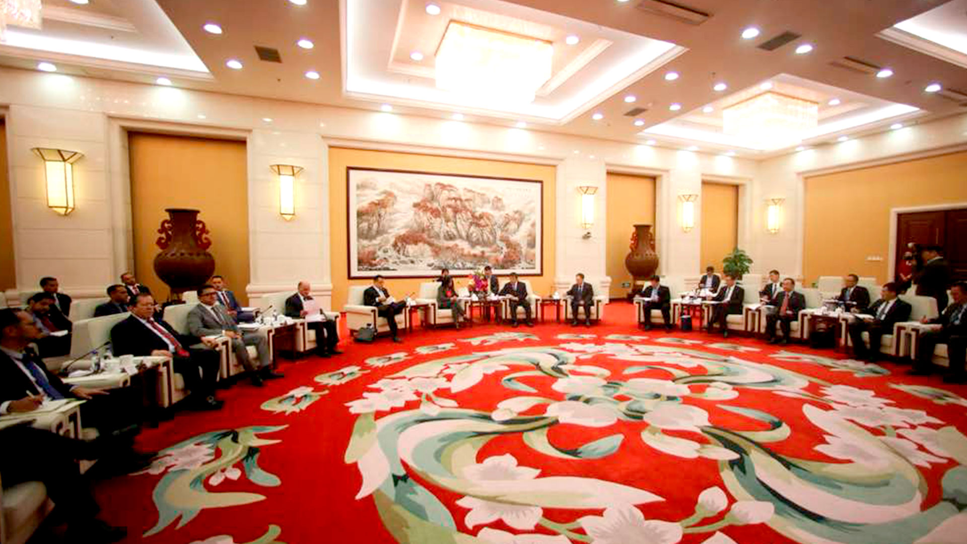 China y Venezuela fortalecen acuerdos en el ámbito petrolera