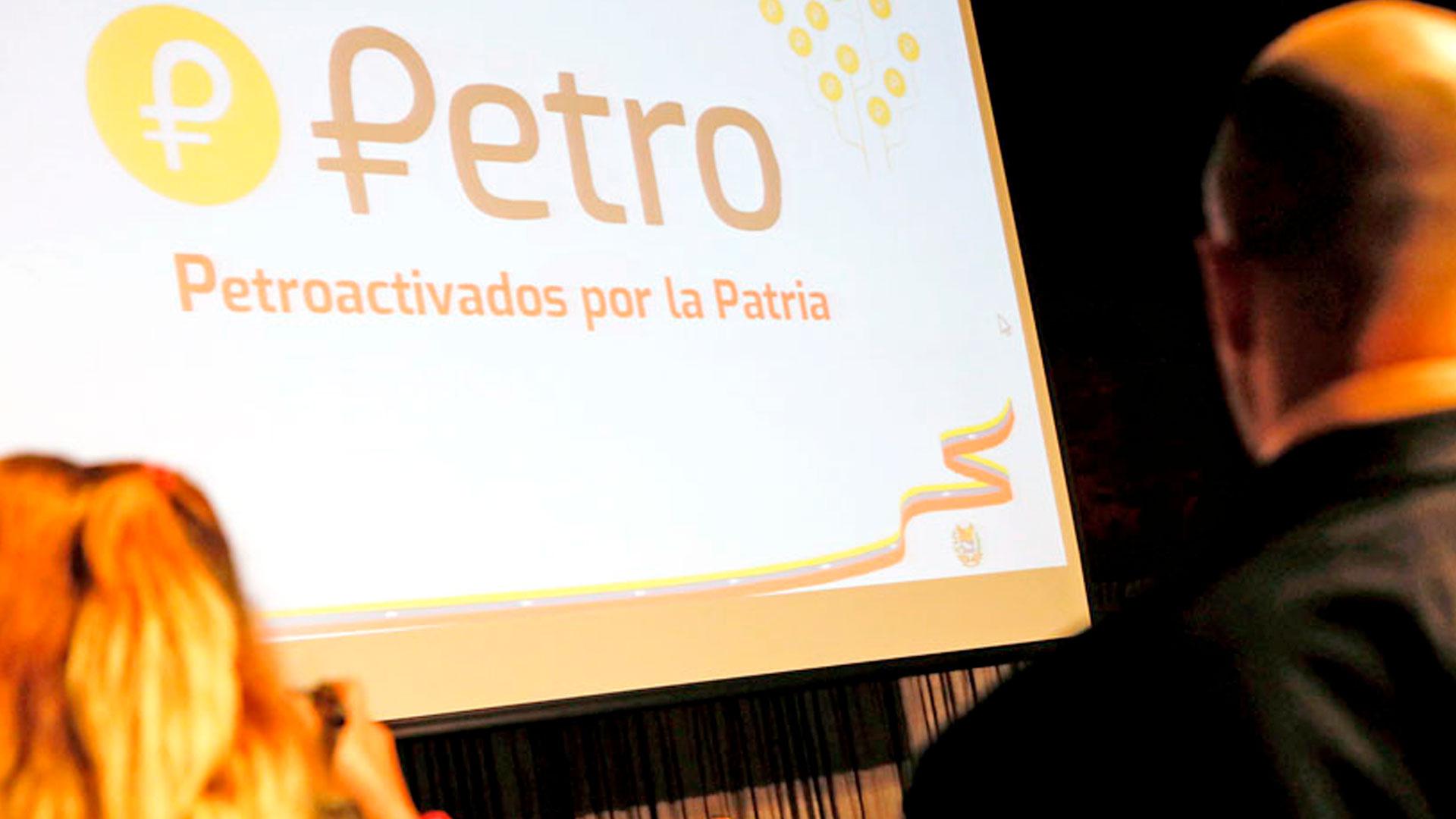 Desde el 1 de octubre el Petro será moneda de cambio comercial en todo el territorio nacional