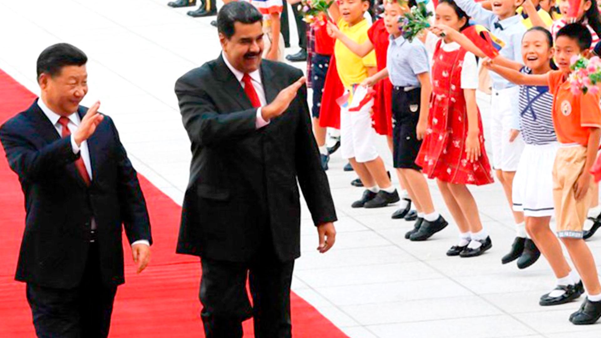 Nicolás Maduro da profunda y exitosa su visita a China