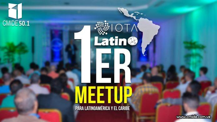 cmide - IOTA latino en Venezuela: 1er primer Meetup