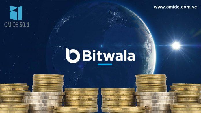 Bitwala lanza servicios basados en criptomonedas
