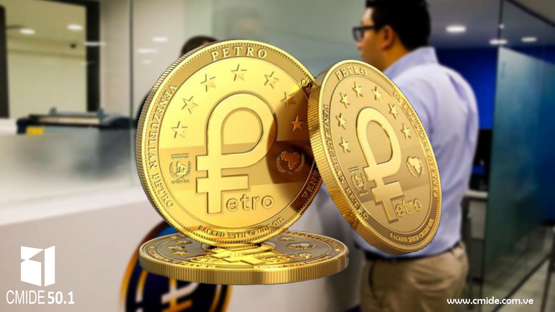 El criptoactivo gubernamental Petro se compra en divisas