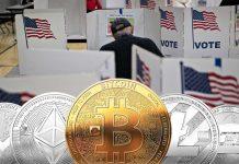 cmide- Las criptomonedas llegan a las elecciones gubernamentales en Estados Unidos