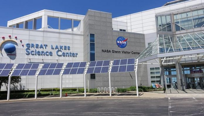Museo de Ohio de la NASA