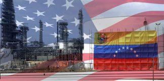 sanciones petroleras de EEUU