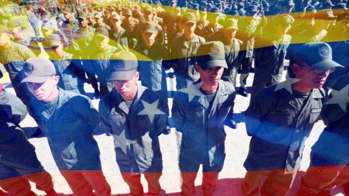 Militares se rebelan contra gobierno de Nicolás Maduro 1n