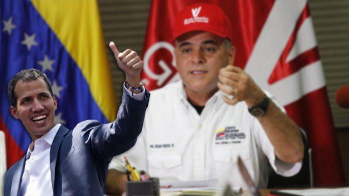 El ministro de petróleo Quevedo-Cmide