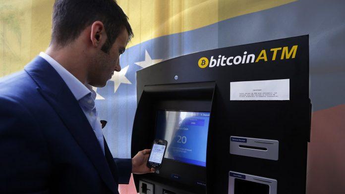 Cajero automático de Bitcoin- Cmide