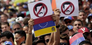 crisis en Venezuela - cmide
