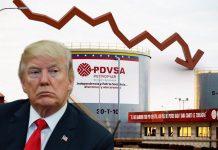PDVSA sufre sanciones - cmide