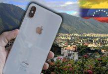 IPhone en Venezuela - cmide