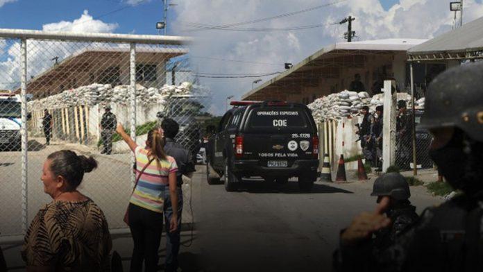 Violencia en 4 cárceles de Brasil - Cmide Noticias