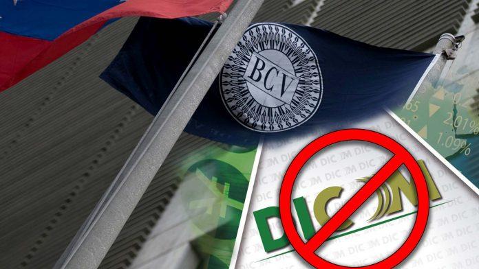 BCV elimina el Dicóm - Cmide Noticias