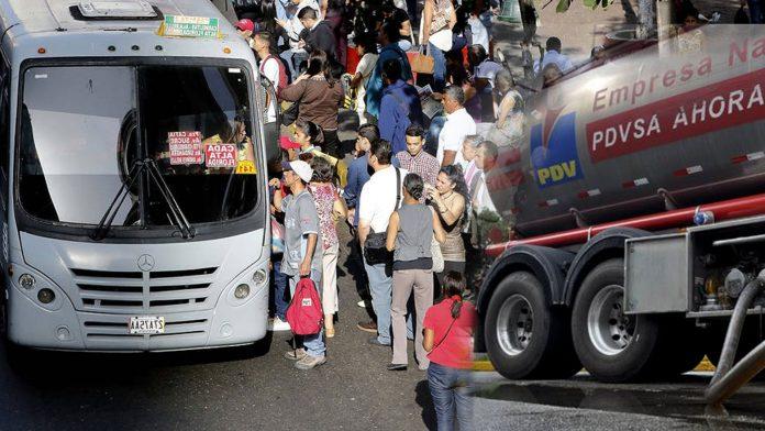crisis de combustible - Cmide noticias