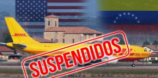 suspensión de envíos USA–Venezuela - Cmide Noticias