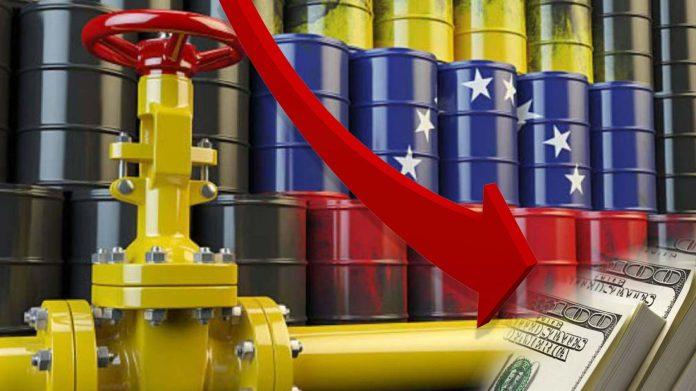 barril de petroleo venezolano - cmide
