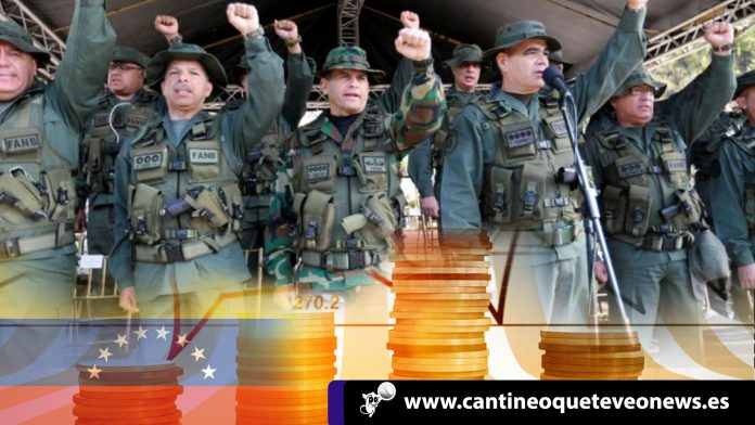 Poder Economico - Militares . Cmide
