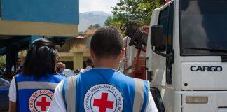 Ayuda Humanitaria de la Cruz Roja - Cmide Noticias