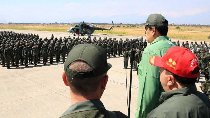 Lealtad a Maduro - Cmide