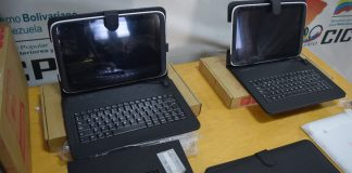 Recuperan Tabletas Canaimas - Cmide Noticias
