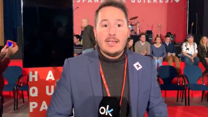 Periodista español - Venezuela - Cmide