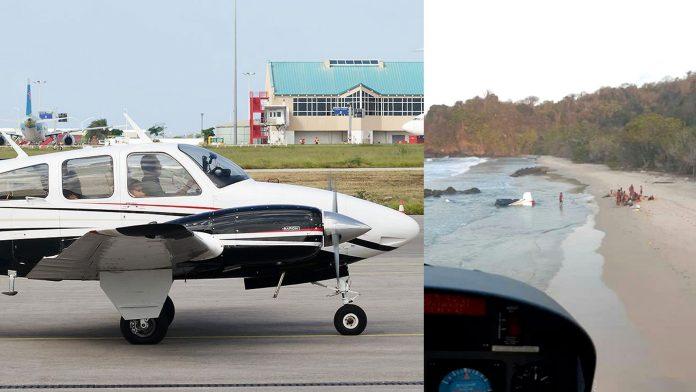 Tripulantes de la avioneta desaparecida - Cmide noticias
