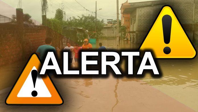 Alerta amarilla y naranja por lluvias - Cmide Noticias