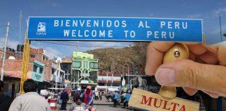 Multas para empresas peruanas - Cmide Noticias