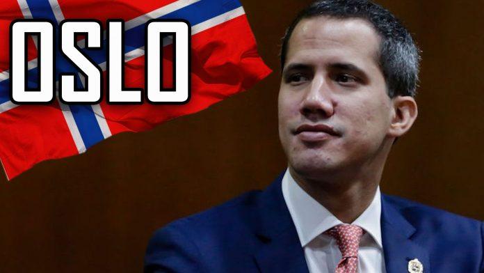 Reunión en Oslo terminó