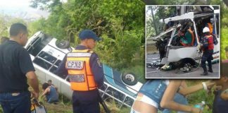 Accidente en ARC - Cmide Noticias