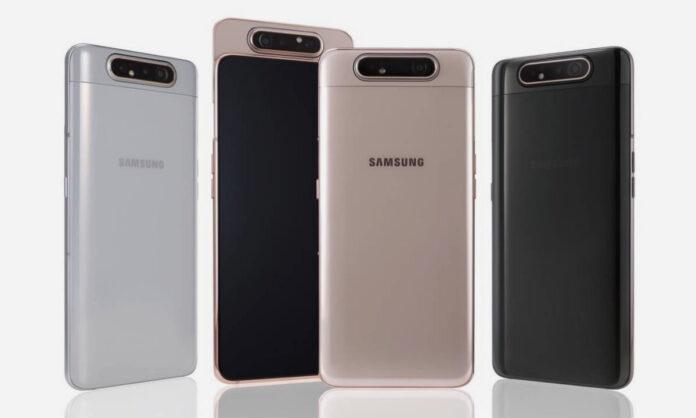 Galaxy A82 5G - Cmide