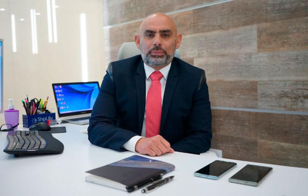 Nasar Dagga Ramadan empresario