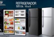 El nuevo refrigerador Condesa - Cmide