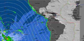 Alerta de tsunami en Nueva Zelanda - CMIDE