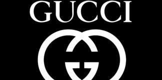 Mujer de limpieza modelo de Gucci - Cmide