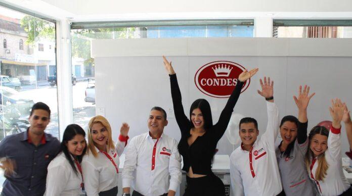Ruta Condesa llegó a toda Venezuela - Cmide