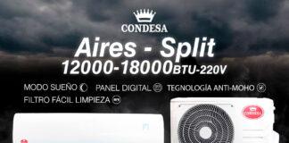 Aire Acondicionado Split de Condesa - Cmide