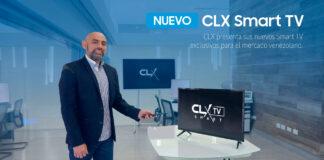 Led TV Smart CLX