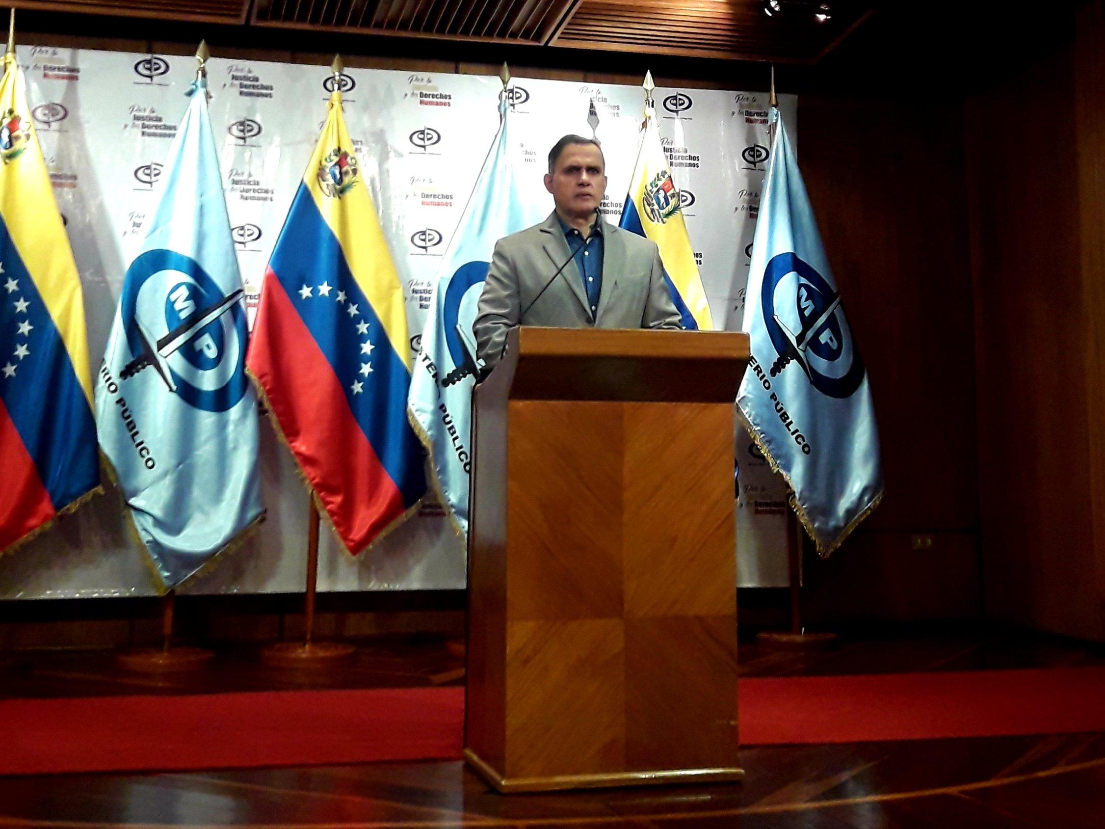 investigación penal contra Juan Guaidó - NA