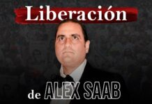 Liberación de Alex Saab