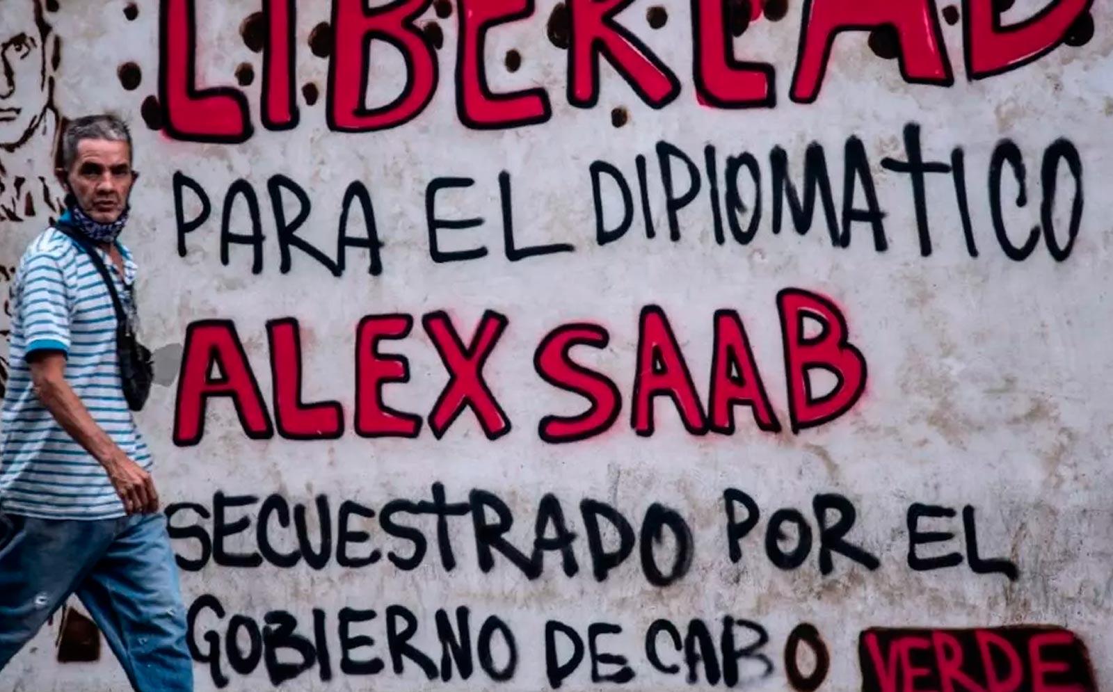 Liberación de Alex Saab 2