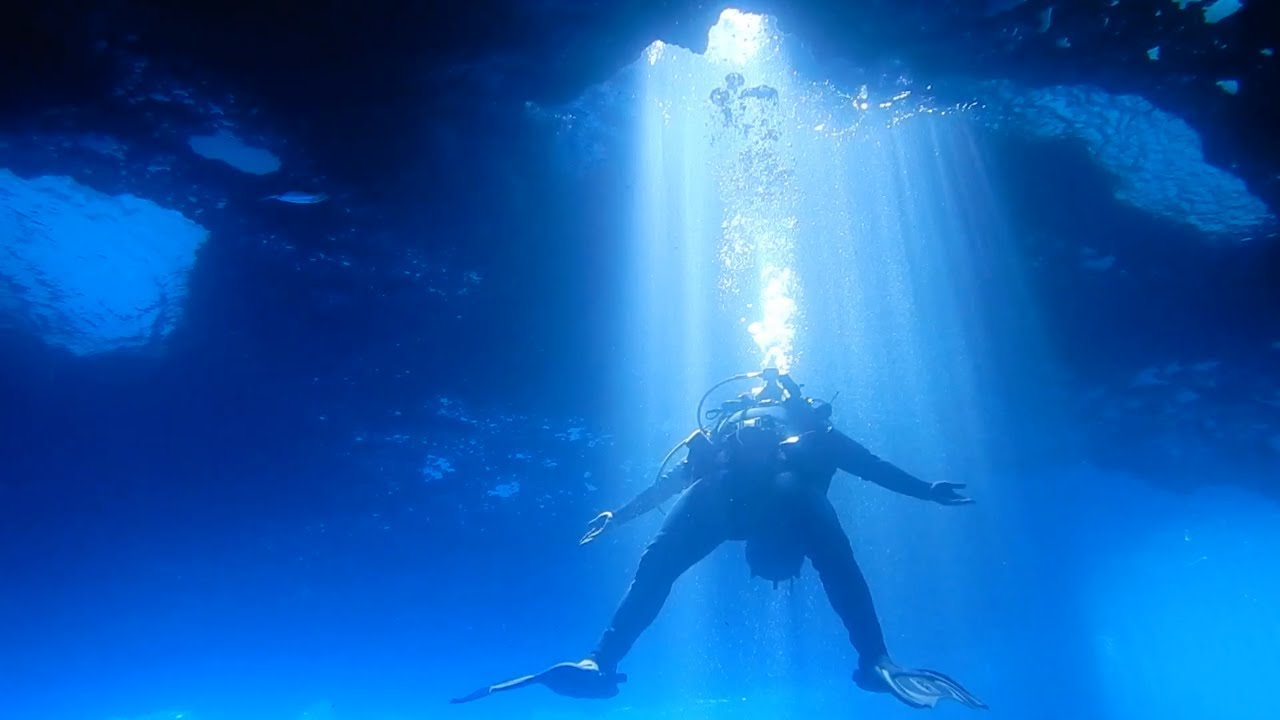buceo profundo