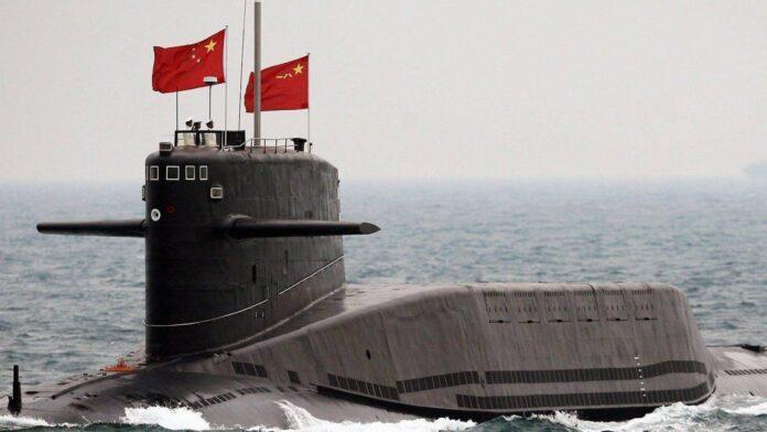 submarino nuclear Tipo 094A