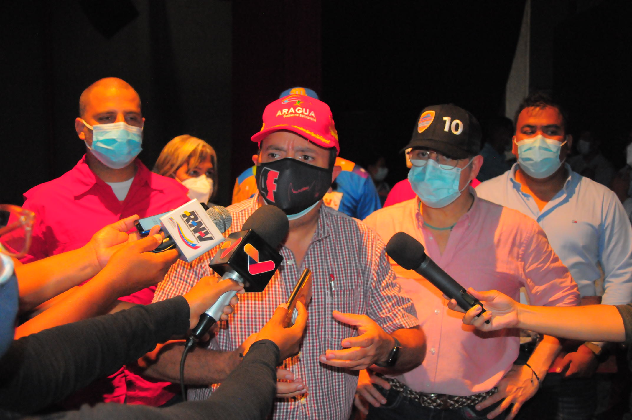 RODOLFO MARCO TORRES Vicepresidente territorial Psuv Aragua y Carabobo