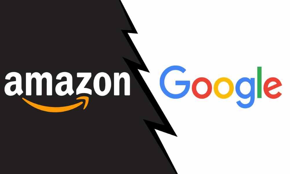 Gigantes tecnológicos como Amazon y Google