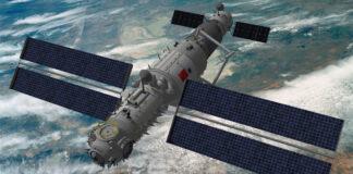 estación espacial china Tiangong